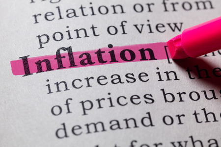 dictionary definition: Fake Dictionary, Dictionary definition of the word inflation.