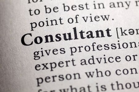 Fake Dictionary, Dictionary definition of the word consultant.
