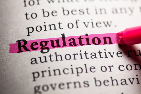 dictionary definition: Fake Dictionary, Dictionary definition of the word regulation.