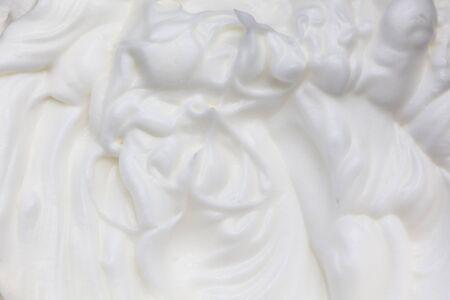 Whip Egg Whites, ,meringue cream, for food background