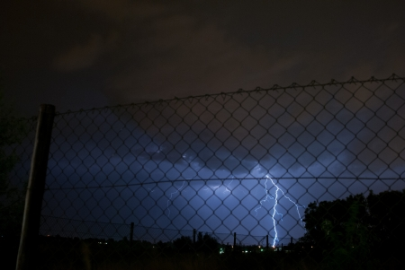 electric fence: Electric Fence