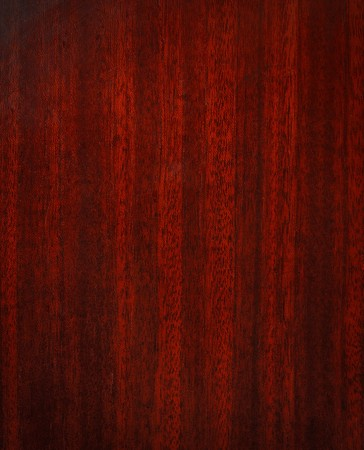 Mahogany wooden texture photo