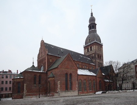 Riga Cathedral (Latvian: Rigas Doms; German: Dom zu Riga) is the Evangelical Lutheran cathedral in Riga, Latvia. It is the seat of the Archbishop of Riga. 에디토리얼