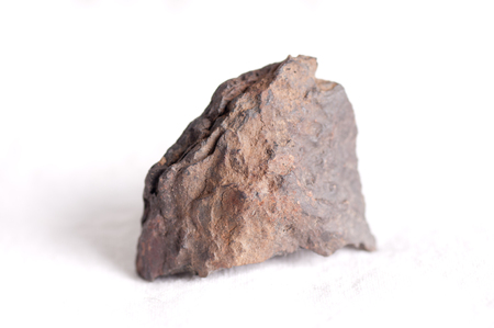 hydroxide: wolfeite crystal mineral sample Iron Manganese Phosphate Hydroxide