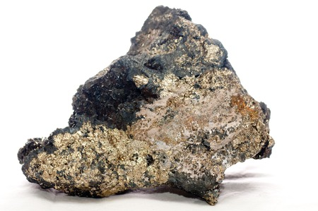 stronger: tennantite metal, a metal alloy stronger than copper