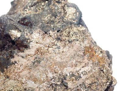 alloy: tennantite metal, a metal alloy stronger than copper