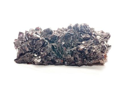 sulfide: sphalerite ore mineral sample,a rare earth element