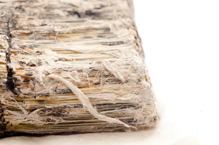 lung cancer: asbestos chrysotile fibers that cause lung disease, COPD, lung cancer, mesothelioma