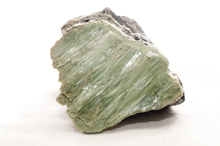 fibrous: asbestos chrysotile fibers that cause lung disease, COPD, lung cancer, mesothelioma