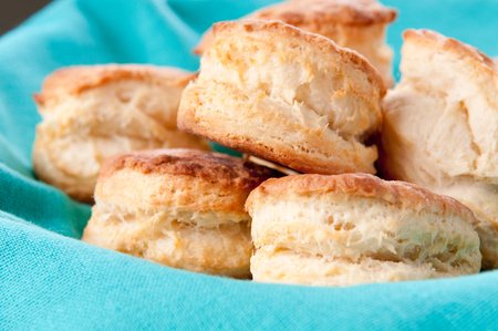 biscuits: delicious buttermilk biscuits, homemade
