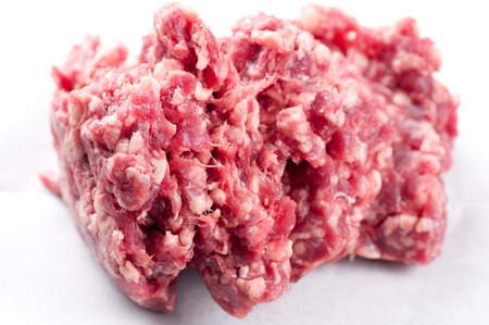 ground beef: hamburger meat, hand ground extra lean ground beef