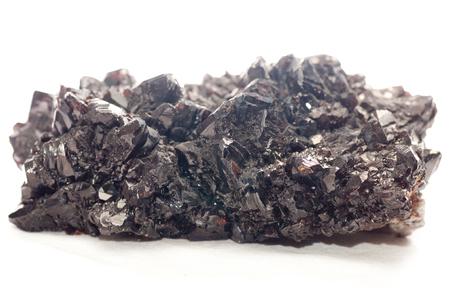 sulphide: sphalerite ore mineral sample,a rare earth element
