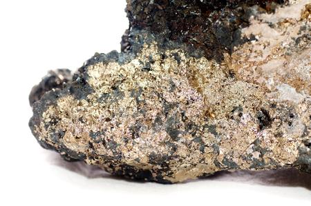 tennantite metal, a metal alloy stronger than copper