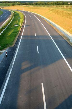 mediaan: Nieuwe snelweg