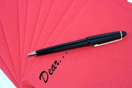 my dear: Dear