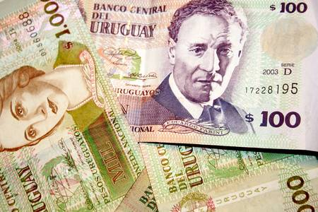 valuta: Peso - Uruguay