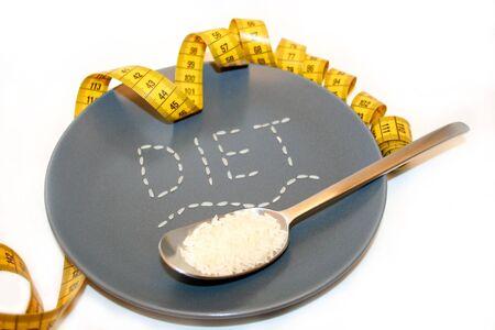 foodie: Diet 2 Stock Photo
