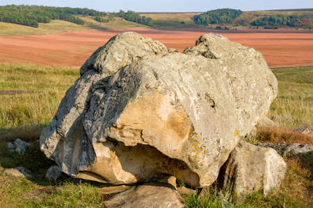 The monument of nature is megalith