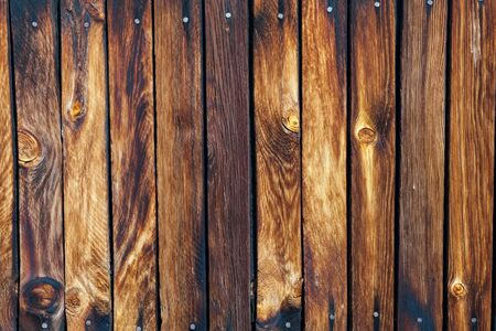 Old rough wooden wall 写真素材