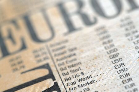 indices: Worlwide Financial News