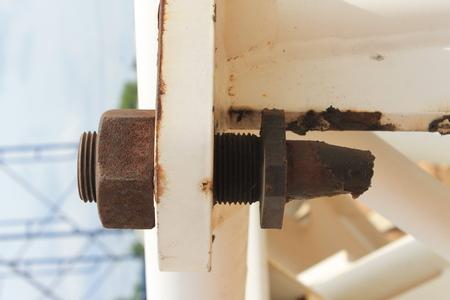 bracket: bolts