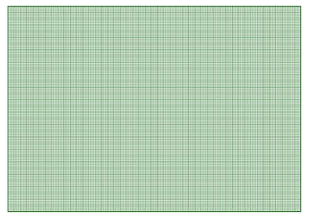 A3 size graph paper used in advertising media production
