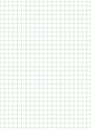 Grid lines used in advertising media design