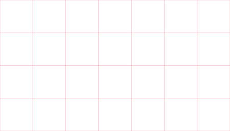 Grids are used in architectural drawings.