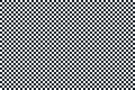 Checkered pattern square boxes used in gift box background design 免版税图像