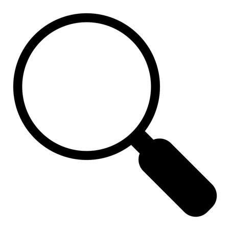 Magnifying glass for scientific proof work