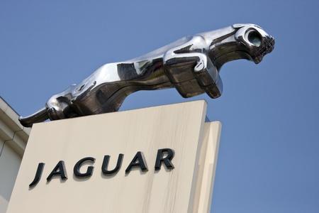 jaguar motors in Taiwan