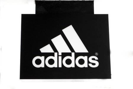 sport adidas isolated