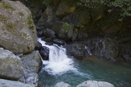 natural strean scenic in Taiwan Stock Photo - 16703823