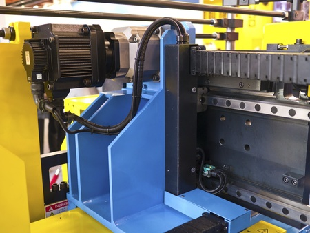part of working machine Stock Photo - 18552697