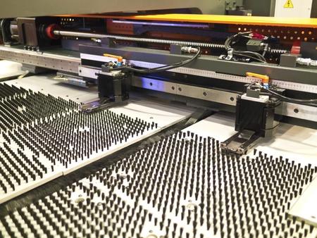 part of working machine Stock Photo - 18502785
