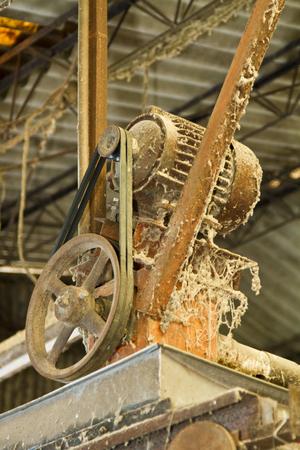 Old rusty gear wheel Stock Photo - 24563151
