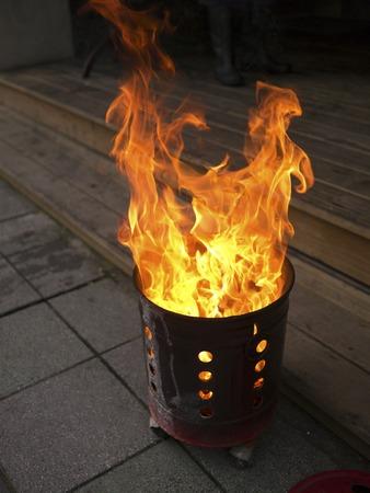 przodek: ancestor Worship on Chinese New Year and burning ghost money