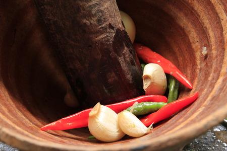 chili Standard-Bild