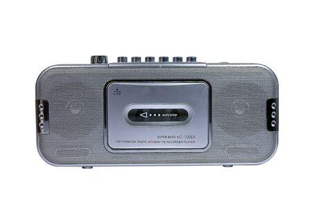 Radio Cassette  Stock Photo - 9278026