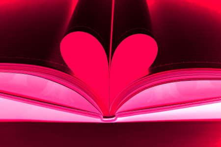 heart paper  photo