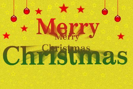 Merry christmas photo