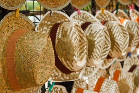 straw hat photo