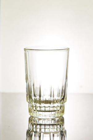 Glass with water Stock Photo - 10513891