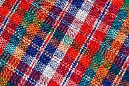 hand made fabric pattern photo