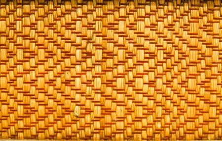 interlace: Bamboo wooden texture Stock Photo