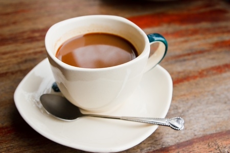 Cup of coffee. Stock Photo - 11962247