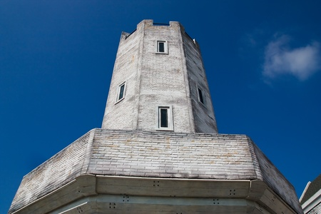 Tower in the castle. Stock Photo - 11962229