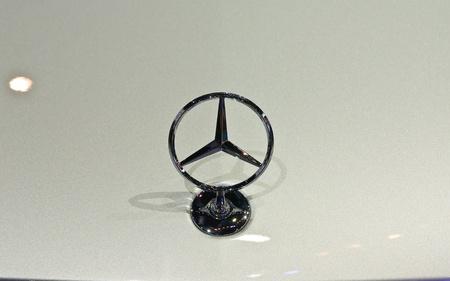 BANGKOK, THAILAND- MARCH 28  Mercedes-Benz on display at The 33th Bangkok International Motorshow 2012 at Impact on March 28, 2012 in Bangkok,Thailand Stock Photo - 13204073
