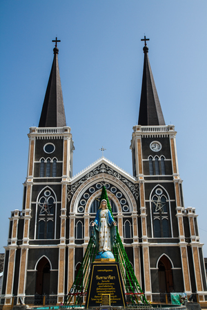 Cathedral of Mary Immaculate Conception, Chanthaburi  photo