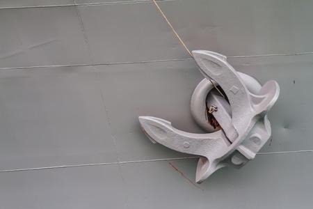 battleship anchor photo